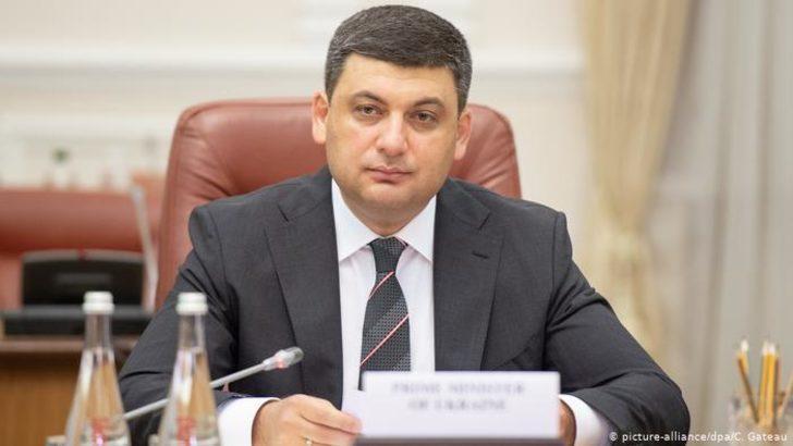 Ukrayna'da koalisyon hükümeti dağıldı