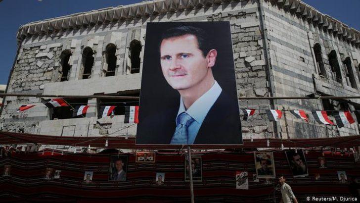 AB Esad yönetimine yaptırımları uzattı