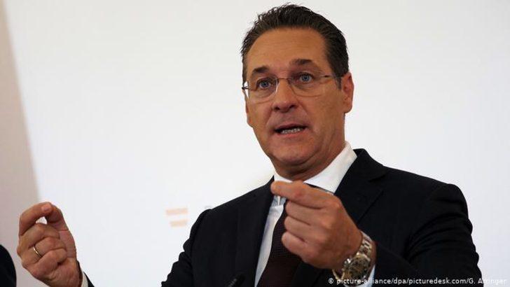 Avusturya Başbakan Yardımcısının gizli pazarlık görüntüleri ortaya çıktı