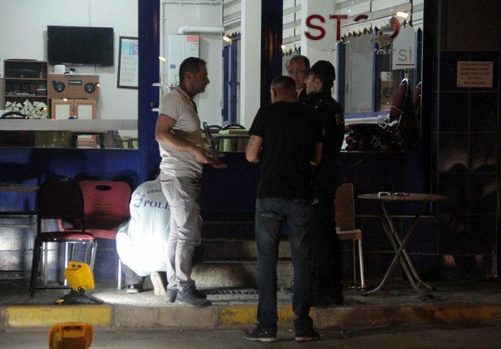Erzincan'da kıraathaneye silahlı saldırı: 1 yaralı