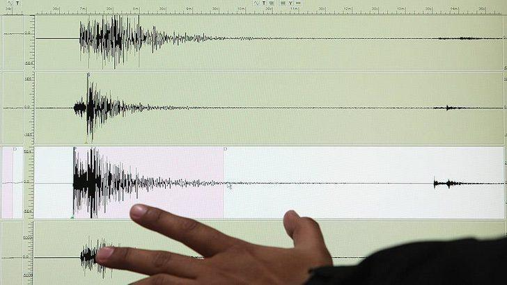 Son dakika! Akdeniz'de korkutan deprem