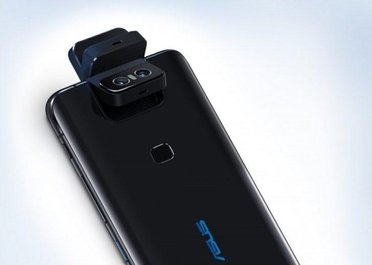 Döner kameralı Asus Zenfone 6 tanıtıldı