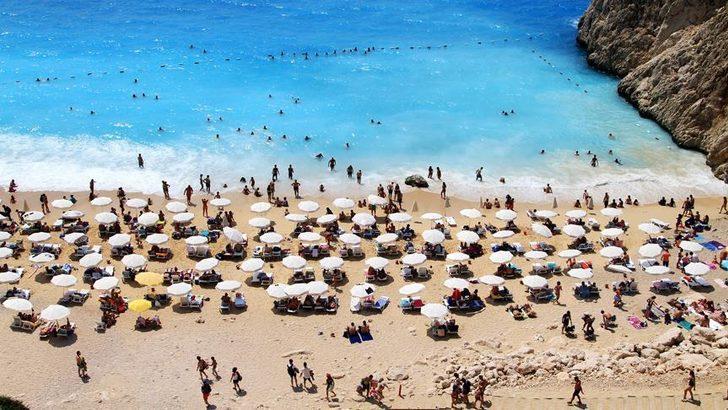 TÜRSAB Başkanı Firuz Bağlıkaya açıkladı! Turist sayısında hedef yüzde 20 artış