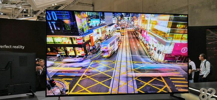 Samsung, 8K QLED TV'lerini Türkiye'de satışa sunmaya hazırlanıyor