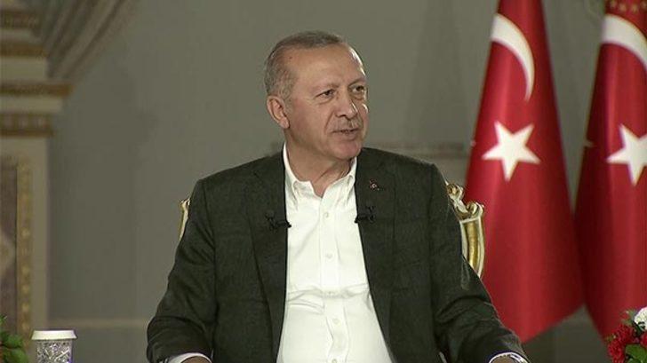 Cumhurbaşkanı Erdoğan'dan S-400 açıklaması: Geri adım atmak söz konusu değil, o iş bitti