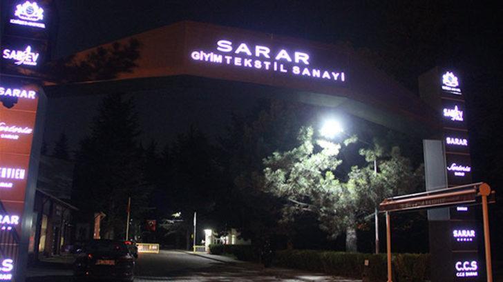Ünlü giyim şirketi Sarar'ın sahibi Cemalettin Sarar ve eşi evlerinde rehin alındı!