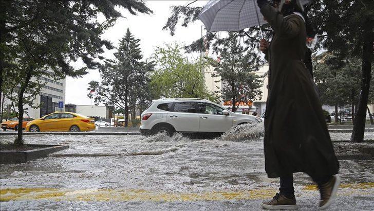 Meteoroloji'den son hava durumu tahmini uyarısı! (19 Mayıs havalar nasıl olacak?)