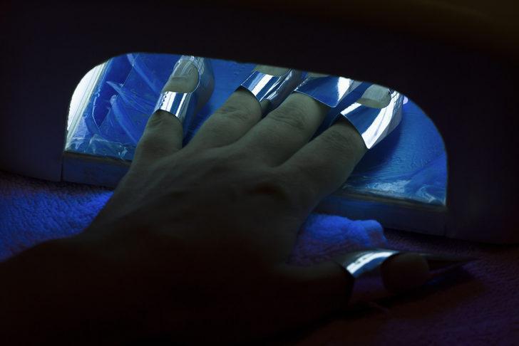 Jel tırnak uygulaması cilt kanseri mi yapıyor?