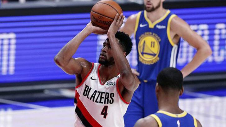 Golden State Warriors finalden bir galibiyet uzakta
