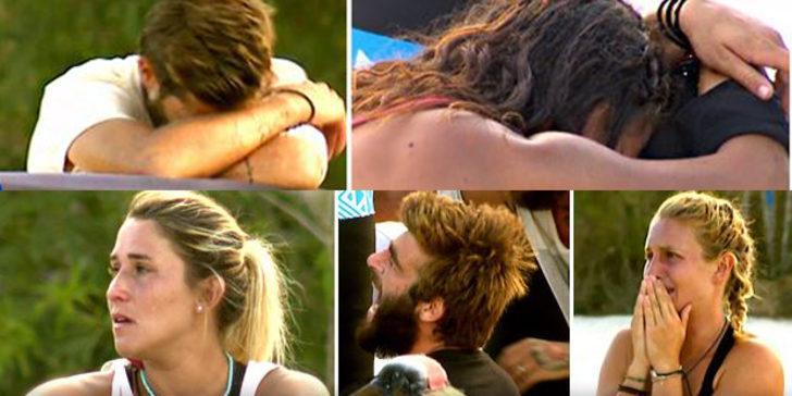 Survivor yeni bölümde Hikmet'in herkesi ağlatan sakatlığı!