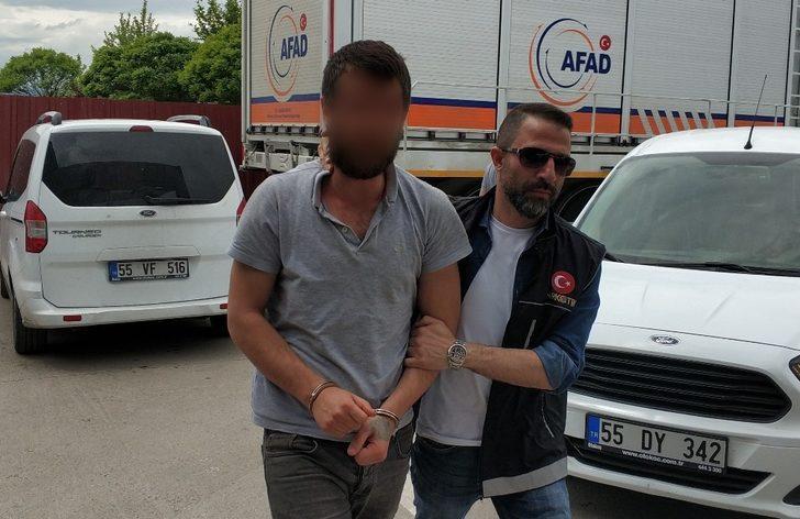 Evinde bonzai ele geçen şahıs gözaltına alındı