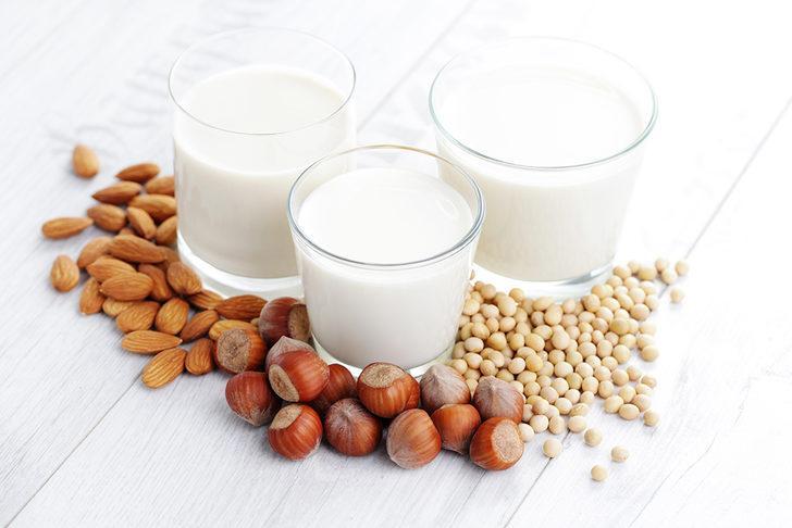 Veganların Süt Yerine Kullandıkları 6 Alternatif
