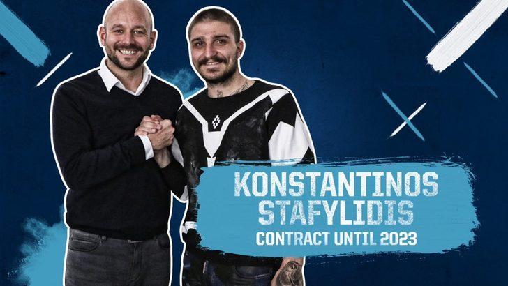 Konstantinos Stafylidis - Augsburg > Hoffenheim | BONSERVİS BEDELİ: Yok