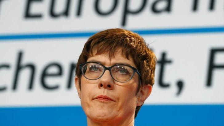 Merkel'in Halefinden Türkiye'yle İlgili Açıklamalar