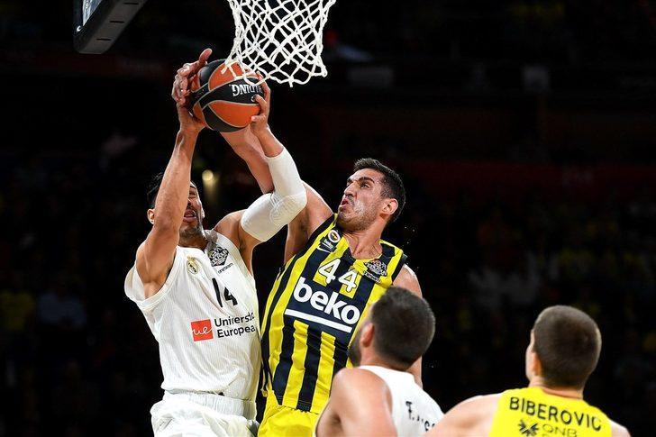 Fenerbahçe Beko 75- 94 Real Madrid