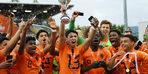 U17'de zafer Hollanda'nın