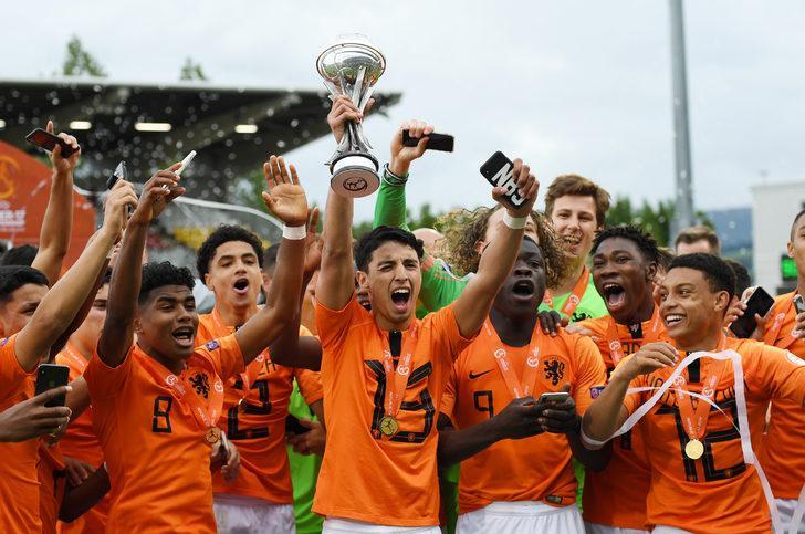 Hollanda U17 4 - 2 İtalya U17
