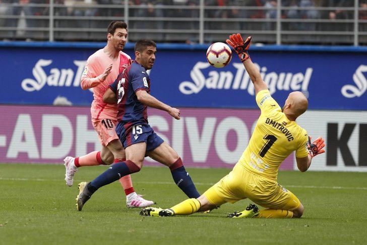 Eibar 2 - 2 Barcelona