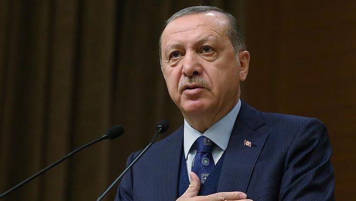 Cumhurbaşkanı Erdoğan 19 Mayıs nedeniyle gençlere hitap etti