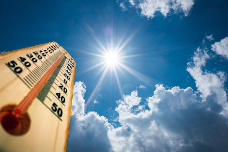 Hava durumu! Meteoroloji son tahminlerini yayınladı (Sıcaklıklar artıyor)