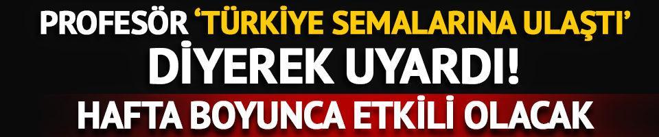 İstanbullular dikkat! Hafta boyunca etikli olacak
