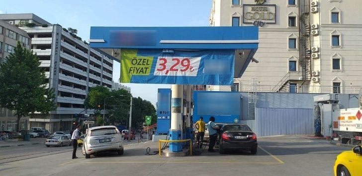 (Özel) Bir depo LPG'de 40 lira ucuz ödeyebilirsiniz