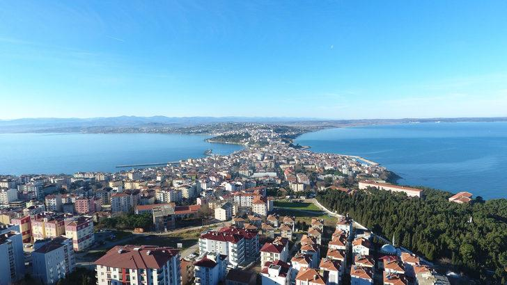 Sinop'ta imar planlarına iptal