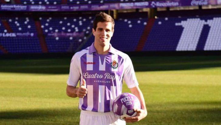 Pablo Hervias | Eibar > Real Valladolid | BONSERVİS BEDELİ: 1 milyon Euro
