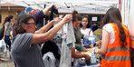LÖSEV Tırı Bandırma'da iyilik ve umut dağıttı