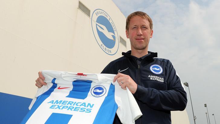 Brighton & Hove Albion'da Graham Potter dönemi başladı