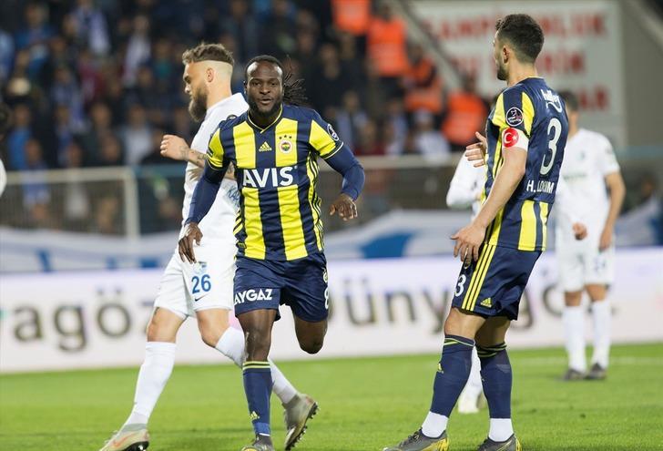 MAÇ ÖZETİ | Büyükşehir Belediye Erzurumspor 0 - 1 Fenerbahçe (Spor Toto Süper Lig puan durumu)