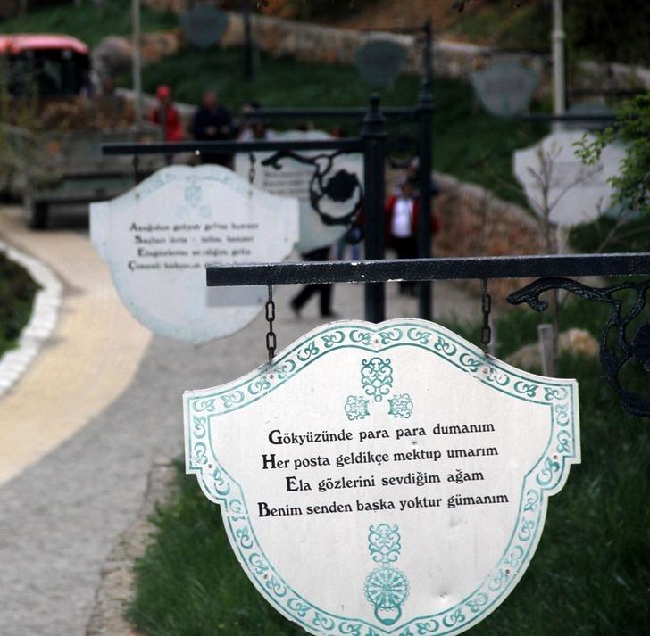 Erzincan'da özlem ve hasretin dile geldiği 'Mani Yolu'