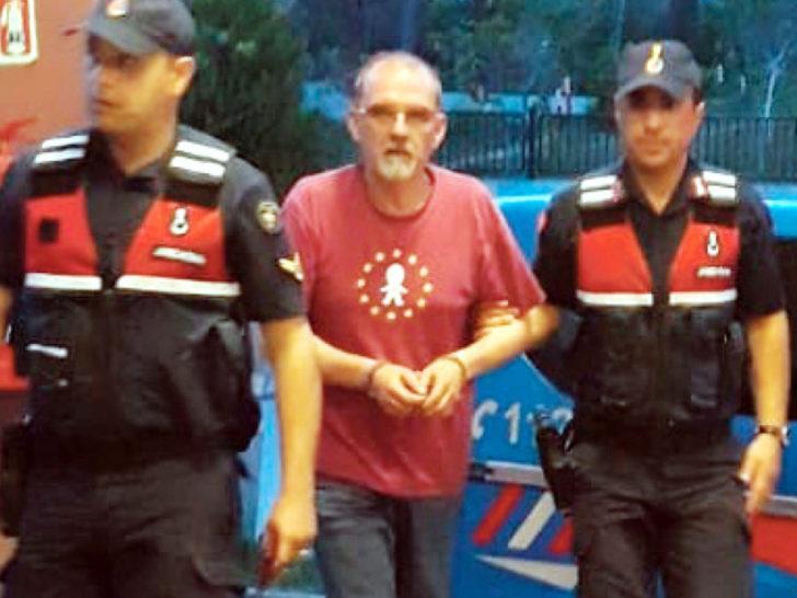 Antalya'daki cinayeti, jandarmanın kurduğu özel ekip çözdü
