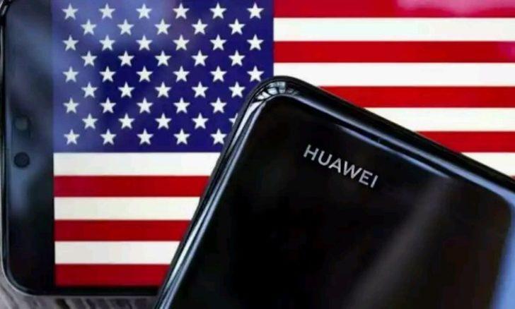 Huawei'nin bu aralar başı belada