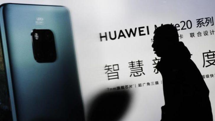 Intel ve Qualcomm Huawei ile olan ilişkilerini askıya aldı!