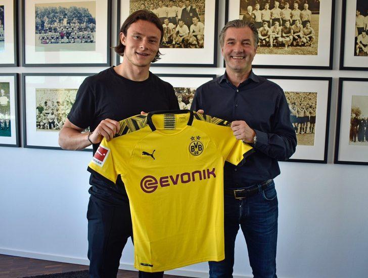 Nico Schulz - Hoffenheim > Borussia Dortmund | BONSERVİS BEDELİ: 25.5 milyon Euro
