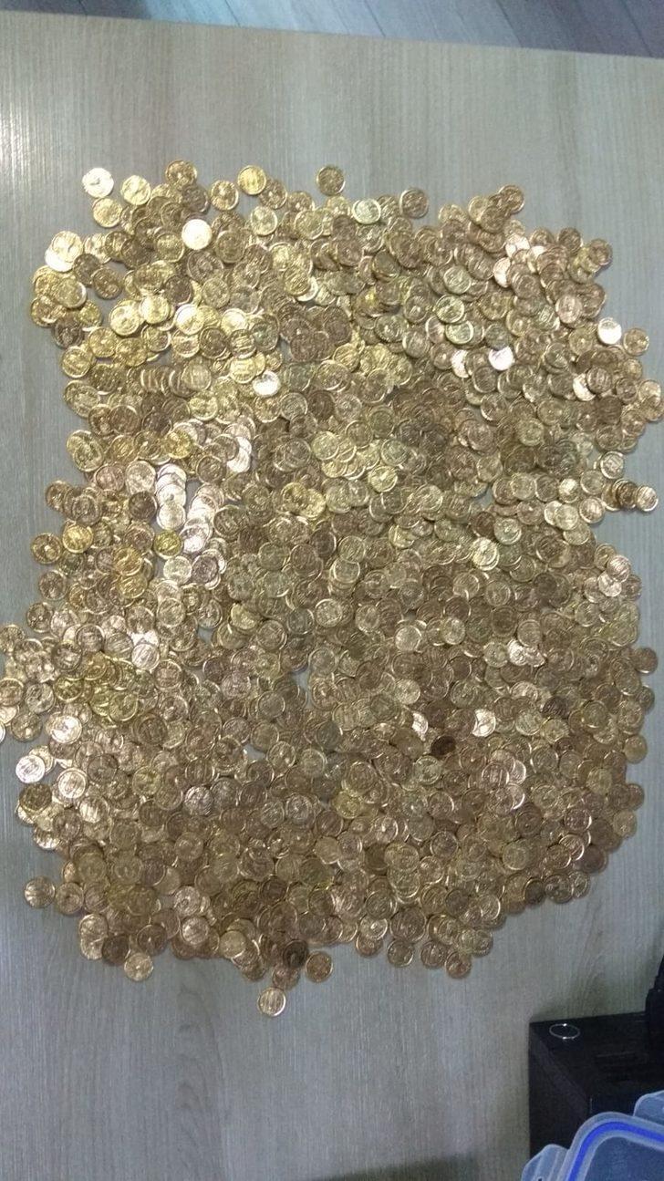 Esenyurt'ta sahte altın kavgası