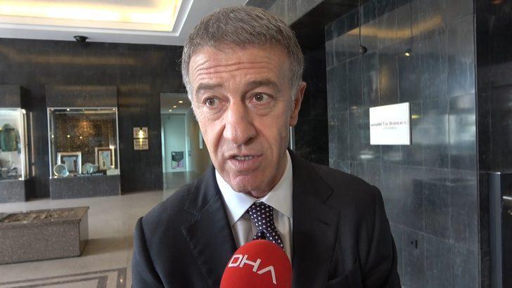 Ahmet Ağaoğlu müjdeyi verdi: Anlaştığımız oyuncular var
