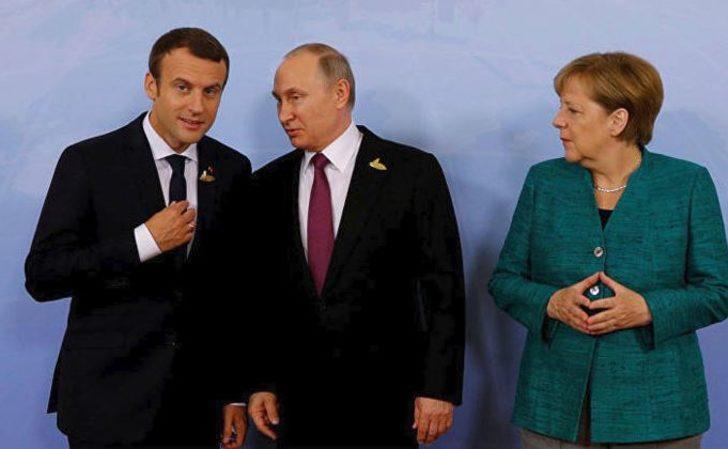 Rusya'dan mini zirve! Görüşme sonrası ilk açıklama geldi!