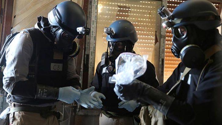 ABD'den Suriye ile ilgili kritik açıklama: Kimyasal saldırıları tespit ettik