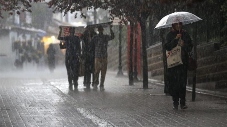 Meteoroloji'den son hava durumu tahmini uyarısı! (İstanbul'da hava nasıl olacak?)