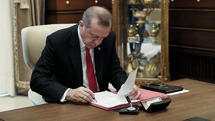 Erdoğan'ın imzasıyla Resmi Gazete'de yayımlandı! O alanlar endüstri bölgesi ilan edildi