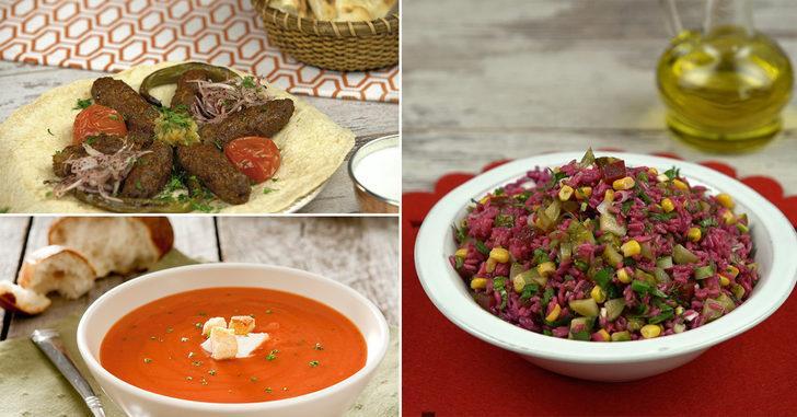 İftara misafiri olanlar için en güzel yemek önerileri