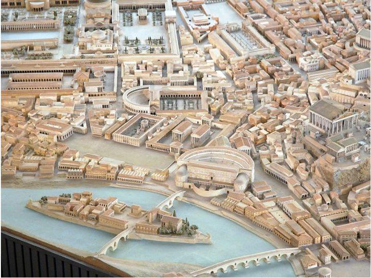 36 yıl sürdü! Arkeolog Antik Roma kentinin birebir aynısını yapmak için...