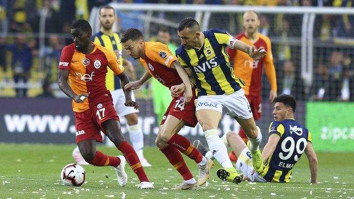 Galatasaray, Fenerbahçe'nin liderlik rekorunu kırdı