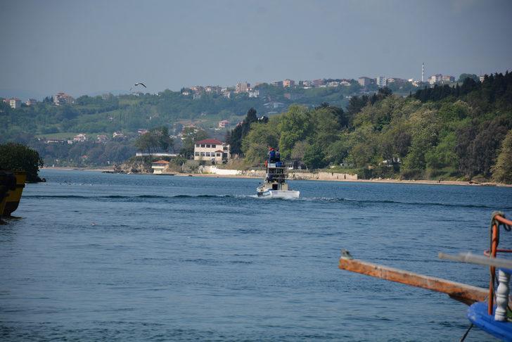 Sinop'ta kayıp balıkçı aranıyor