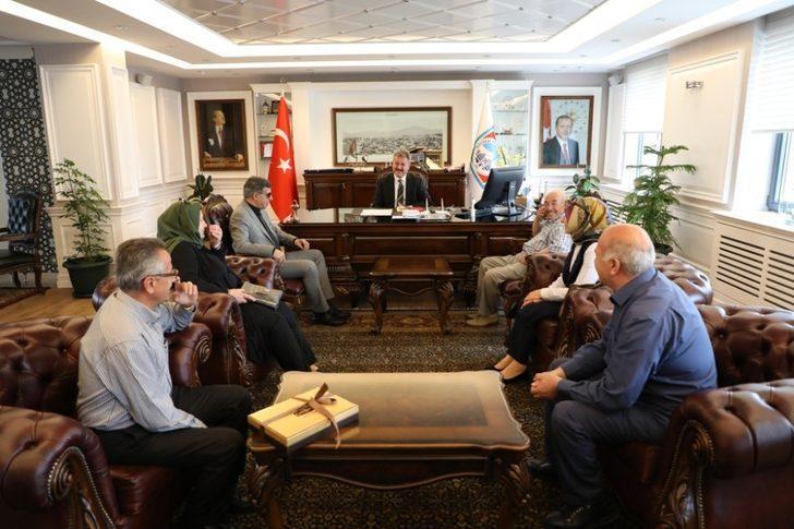 """Melikgazi Belediye Başkanı Dr. Mustafa Palancıoğlu; """"Türkiye Harp Malülü Gaziler, Şehit Dul Ve Yetimleri Derneği, Melikgazi Belediyesi için çok özel ve ayrıcalıklıdır"""""""