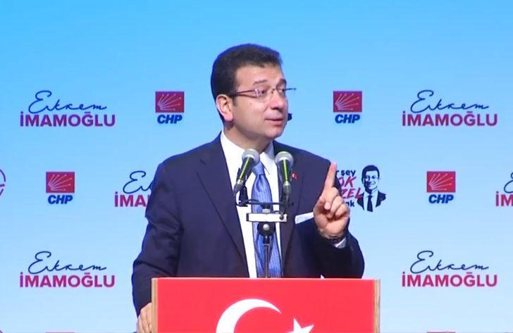 Son dakika: Ekrem İmamoğlu 23 Haziran seçim kampanyasını açıkladı
