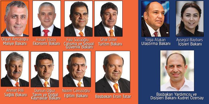 KKTC'de yeni hükümet kuruldu, protokolde Türkiye ile işbirliği vurgusu yer aldı (2)