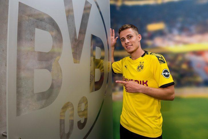 Thorgan Hazard | Borussia Mönchengladbach > Borussia Dortmund | BONSERVİS BEDELİ: 25.5 milyon Euro
